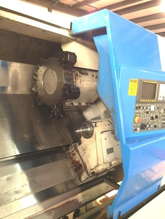 Nakamura Sc 450 Cnc Universal Turning Center 2386