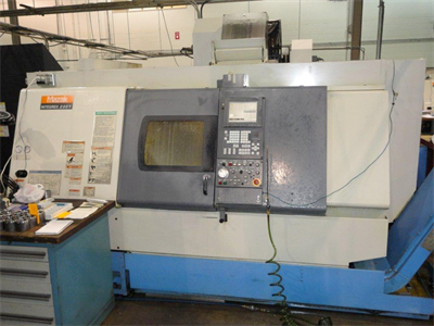 MAZAK INTEGREX 200Y CNC MULTI-TASKING TURNING CENTER