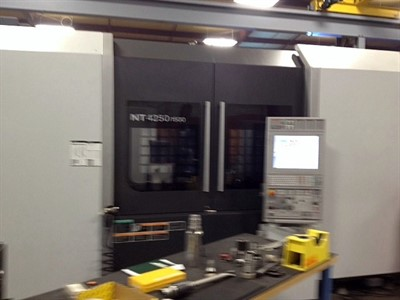 MORI SEIKI NT 4250DCG/1500SZ CNC MULTITASKING TURNING CENTER