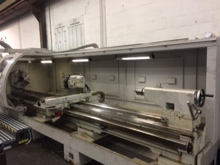 MILLTRONICS ML 26/160 CNC ''TEACH TYPE'' TURNING CENTER