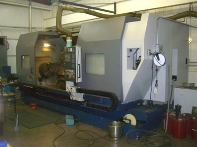 MORI SEIKI SL 403C/2000 CNC TURNING CENTER