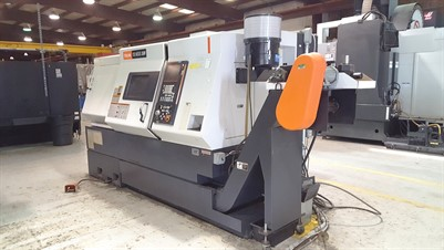 MAZAK NEXUS QTN 350M CNC TURNING CENTER