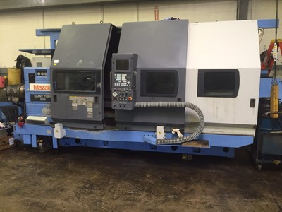 MAZAK SLANT 50N/2000 CNC UNIVERSAL HEAVY DUTY TURNING CENTER