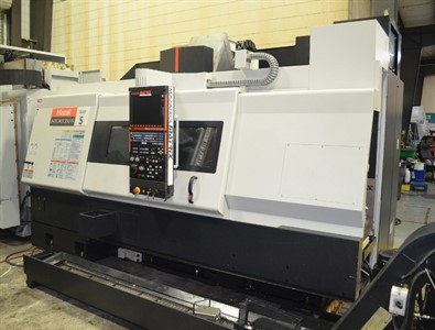 MAZAK INTEGREX 200 IV SY  CNC MULTI-TASKING TURNING CENTER