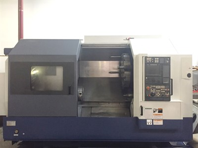MORI SEIKI SL 403B/800 CNC TURNING CENTER