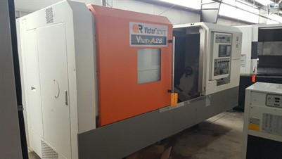 FORTUNE VTURN A26 CNC UNIVERSAL TURNING CENTER