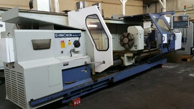 HWACHEON MEGA 95 CNC UNIVERSAL TURNING CENTER