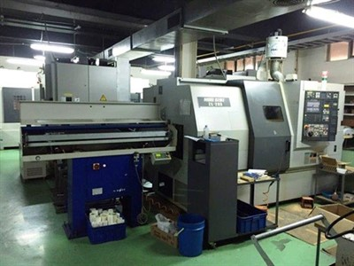 MORI SEIKI ZL 203SMC CNC TURNING CENTER W/MILLING & SUB SPINDLE
