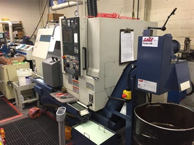 MORI SEIKI SL 253BSMC CNC TURNING CENTER W/MILLING & SUB SPINDLE