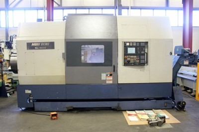 MORI SEIKI SL 600C/1000 CNC TURNING CENTER