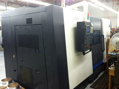 HWACHEON HI TECH 550A CNC CHUCKER