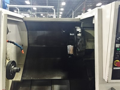 TAKISAWA TM-20 CNC TURNING CENTER WITH MILLING